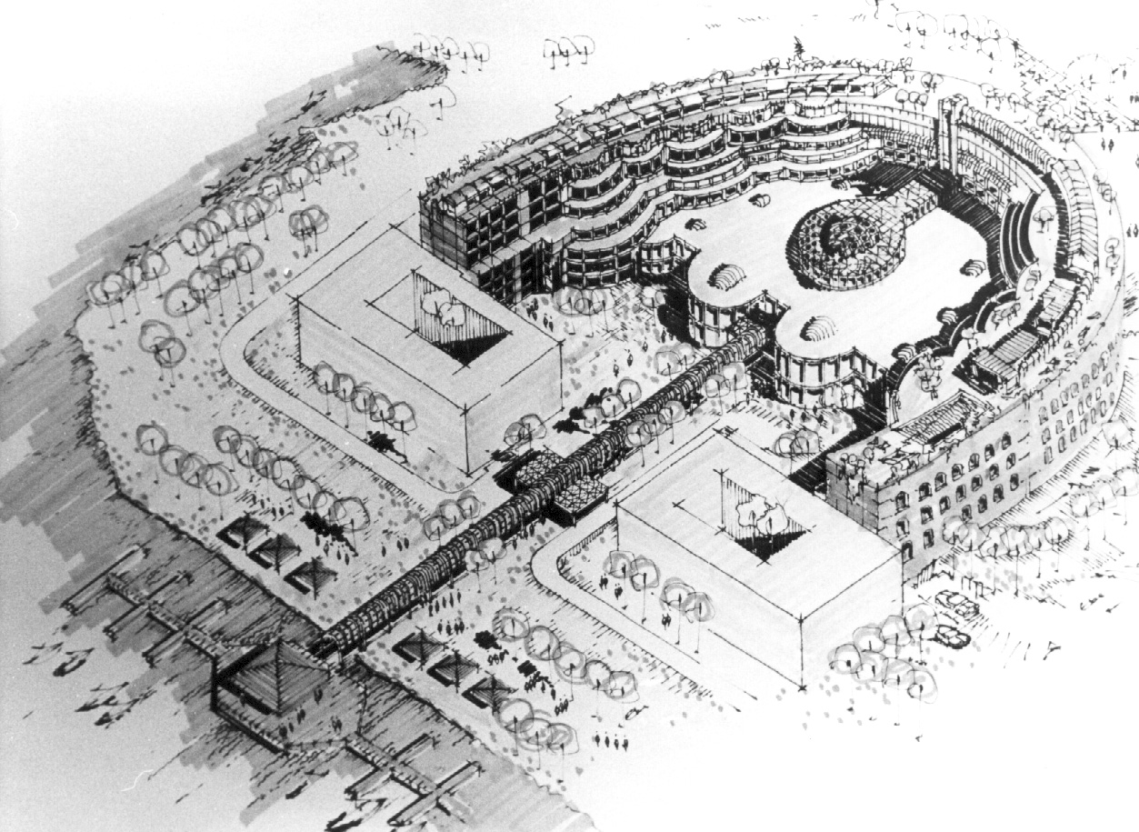 Kongresshalle Nürnberg Pläne