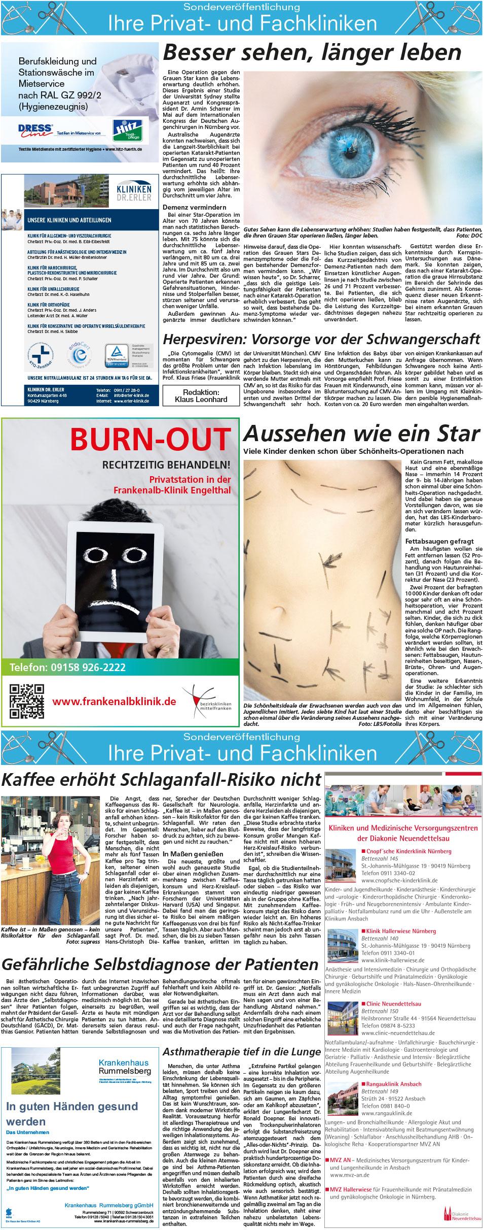 Nürnberger nachrichten bekanntschaft