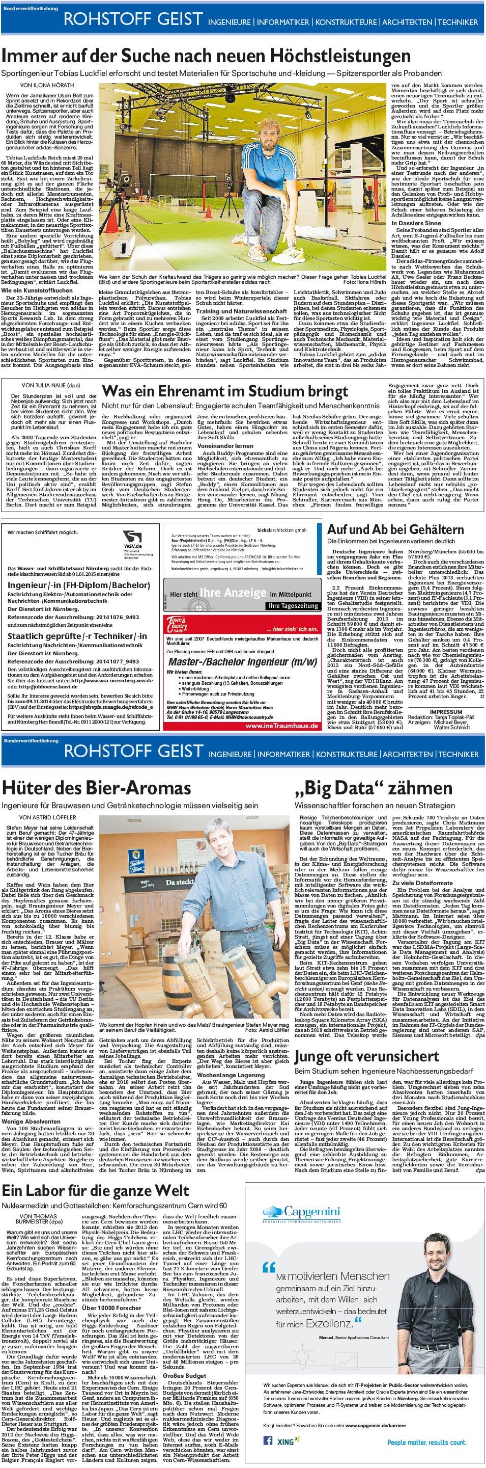 Nürnberger nachrichten heiraten bekanntschaften