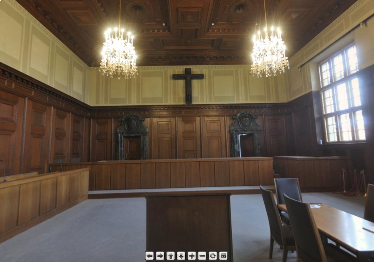 Justizsaal